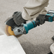 Makita GA038GM201 Cordless Brushless Angle Grinder, Large Trigger Switch  180mm (7″) 40Vmax XGT™ Li-ion (Kit Set)