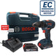 New Bosch GSR 18V-50 Professional Robust Brushless Motor Cordless Drill/Driver Set - GIGATOOLS.PH
