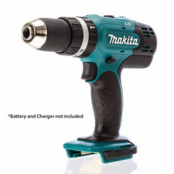 "Makita DHP453Z ½"" Cordless Hammer Drill Drive 18V LXT (Battery and Charger sold separately)"