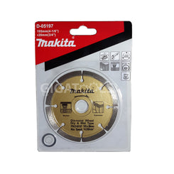 Makita 105x20mm Diamond Wheel (Dry & Wet Type)