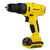 "Stanley SCH121S2KA Cordless Hammer Drill 12V Li-Ion 3/8"" with Accessories Kit Set"