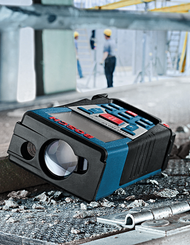 Bosch GLM 250 VF Professional (250m) Digital Measurement Laser Rangefinder w/ Viewfinder