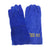 "S-Ks Tools Gloves 16"" - Cowhide Welding Leather Gloves (Blue) - GIGATOOLS.PH"
