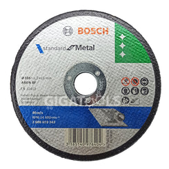 Bosch Cutting Disc 4-inch for Metal Thin 1.2 mm ( 2 608 619 343 )
