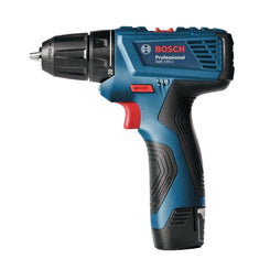Bosch GSR 120-Li Cordless Drill/Driver Professional 12V 1.5 Ah Li-ion Battery Kit Set