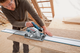 Bosch GKS 65 GCE Professional Hand-Held Circular Saw / Track Saw with FSN 1600 1.6m Guide Rail System  (1,800W) - GIGATOOLS.PH