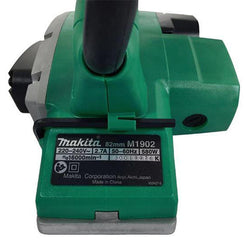 "Makita MT M1902M Power Planer 3-1/4"" (82mm) Hand Planer (500W)"
