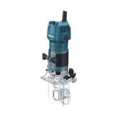 "Makita 3710 1/4"" (6mm) Trimmer/Router (530W)"