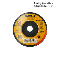 DeWalt DWA4500 4-inch Grinding Disc for Metal