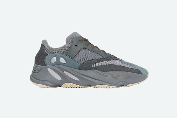 Feature: adidas Originals + Kanye West announce YEEZY BOOST 700 TEAL BLUE!