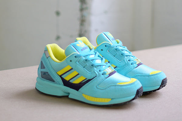Bulletin: adidas Originals ZX 8000 in Clear Aqua!