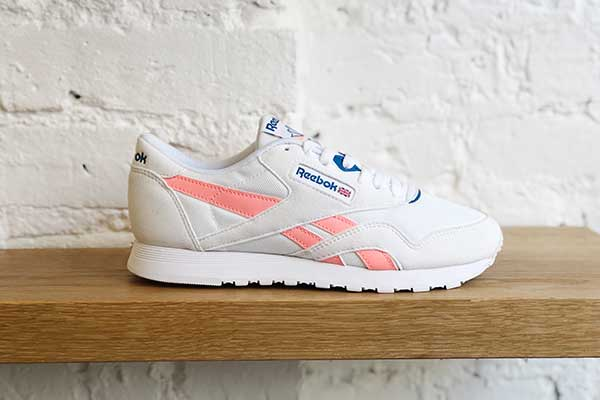 bulletin: Reebok CL Nylon is back in perfect summer colours