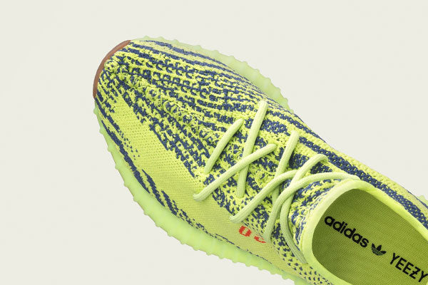 bulletin: adidas + Kanye West release YEEZY BOOST 350 V2 FROZEN YELLOW this week!
