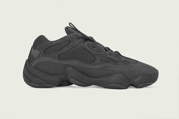 "bulletin: YEEZY 500 ""Utility Black"" raffle now open!"