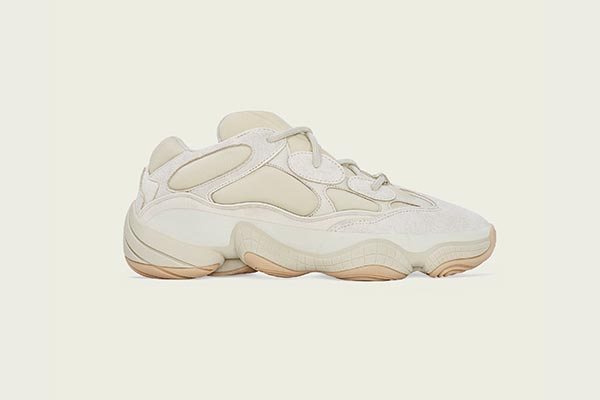 Feature: adidas + Kanye West launch the YEEZY 500 Stone this weekend!