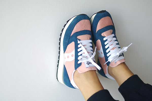 bulletin: Saucony Jazz Original Vintage lands in store with perfect retro colours!