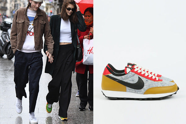 Feature: Be Cool Like... Kaia Gerber in Nike Daybreak!