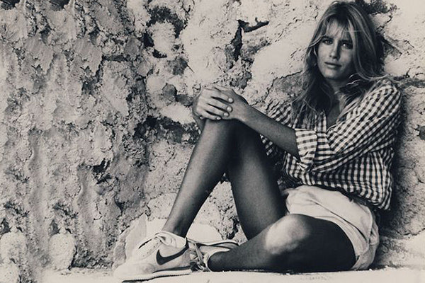 Feature: Be Cool Like...Daryl Hannah in Nike!