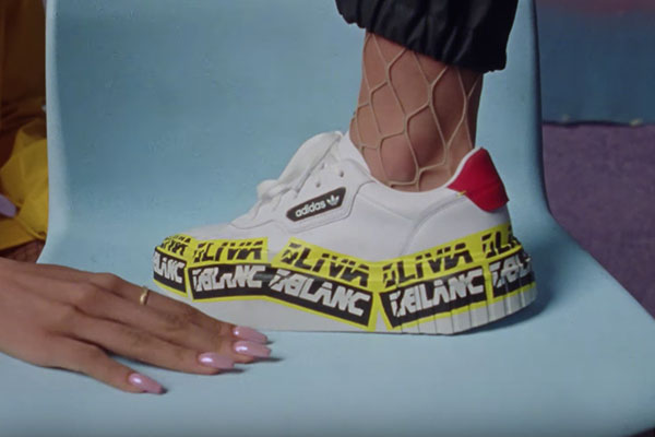 feature: Three filmmakers explore the adidas Originals x Olivia OBlanc collab!