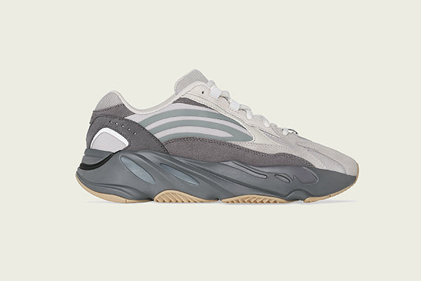 bulletin: adidas + KANYE WEST announce the YEEZY BOOST 700 V2 TEPHRA!