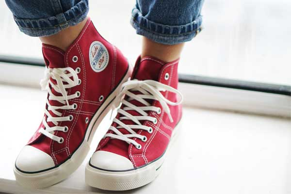 feature: the Converse Lucky Star is back after 60 years!