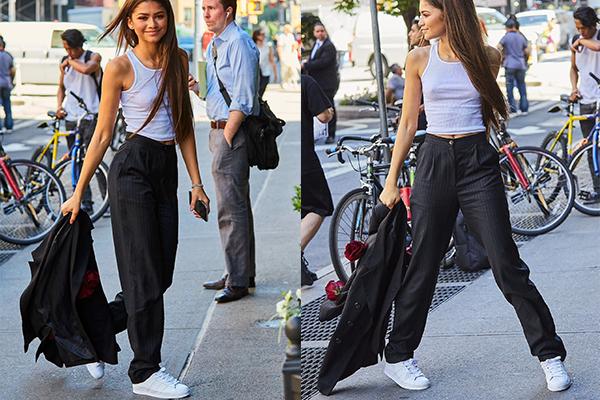 Be Cool Like: Zendaya in court classics!