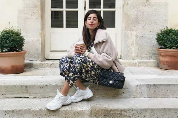 feature: sneaker 101 with Selma Sebbagh