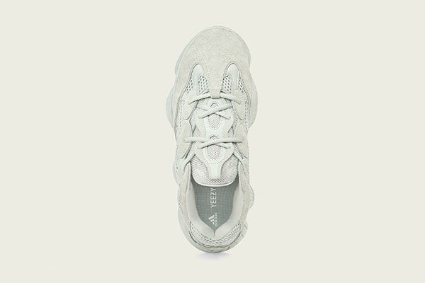 bulletin: adidas + KANYE WEST release YEEZY 500 SALT this week!