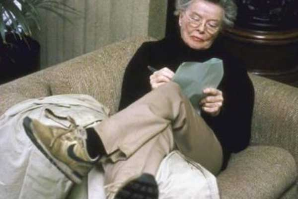 feature: be cool like Katherine Hepburn!