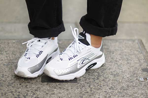 Bulletin: The Reebok DMX Series 2K Is a Gym Class Hero!