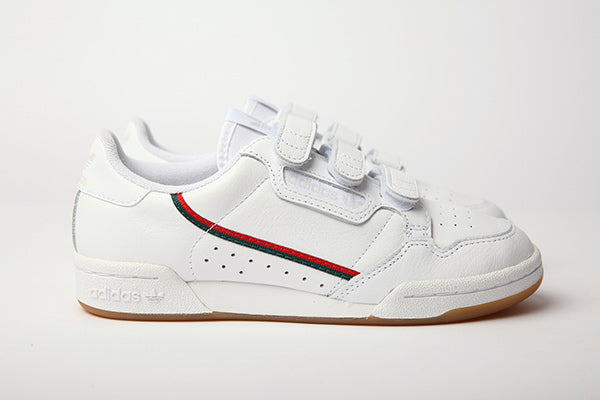 Bulletin: The adidas Originals Continental 80 returns with ease!