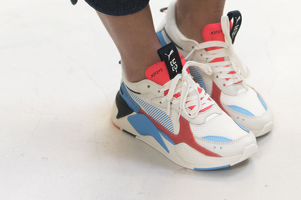 Bulletin: Ohh boy its the PUMA RS-X Reinvention