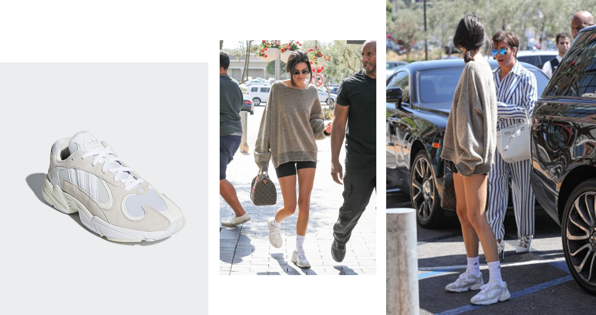 feature  be cool like Kendall Jenner with adidas Originals YUNG-1! – Pam Pam 662b5390d57e