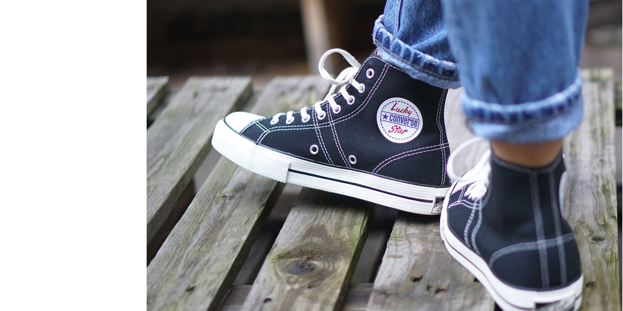 feature: the Converse Lucky Star is back after 60 years