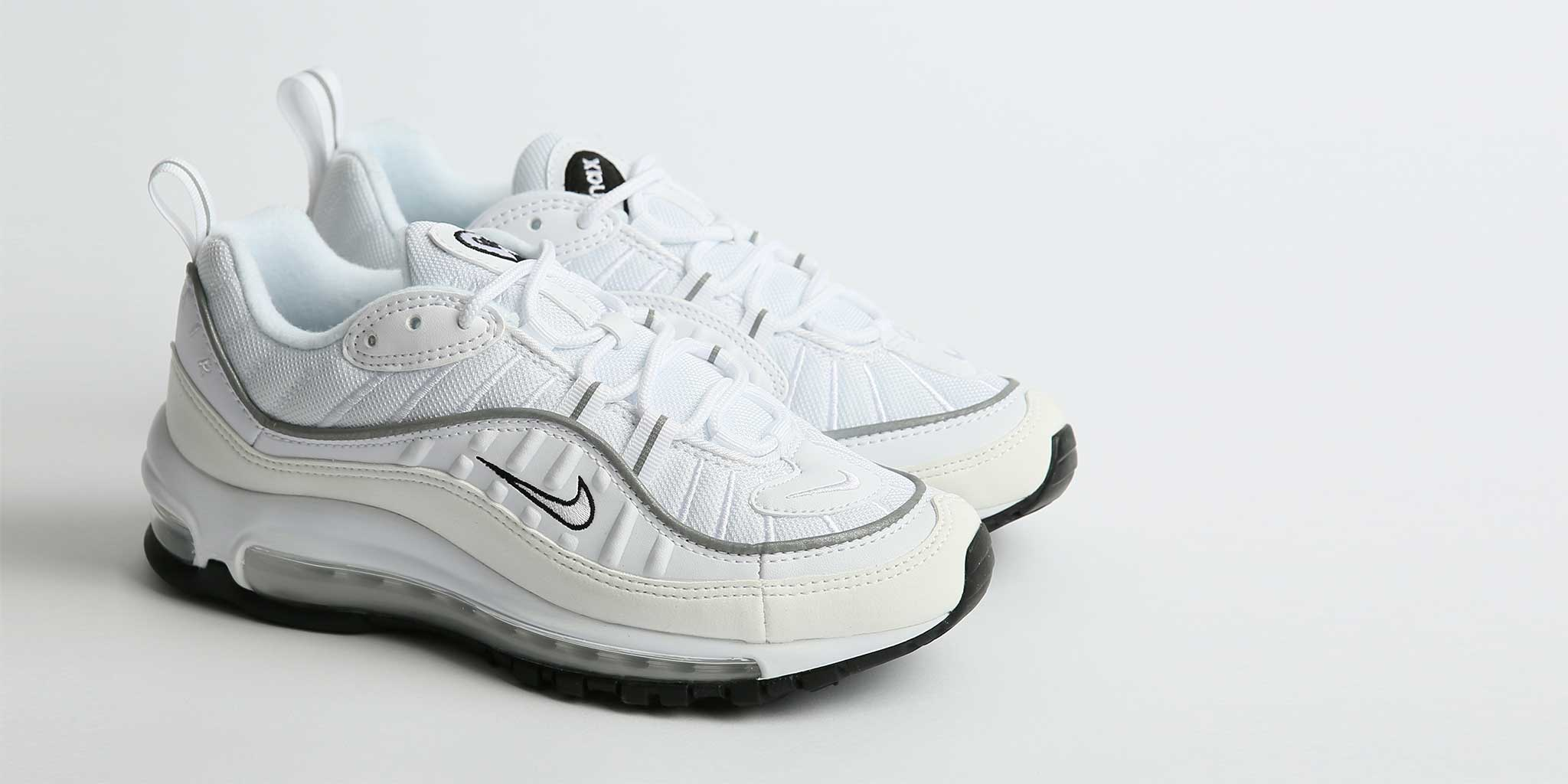 lowest price fb1de f2ea7 bulletin: Nike Women's Air Max 98 has arrived in a fresh ...