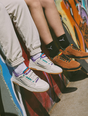 Adidas - adidas Originals SC Premier - Cloud White/Crystal White/Core Black - Pam Pam