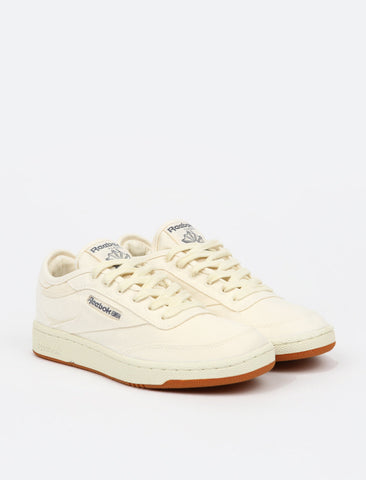 Reebok Club C Grow - Chalk / Gum / Collegiate Navy