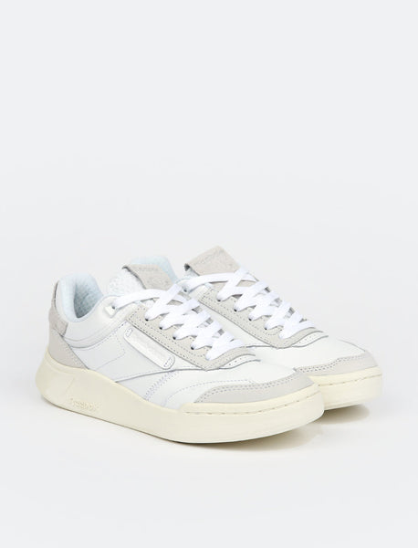 Reebok Club C Legacy - White/White/Chalk