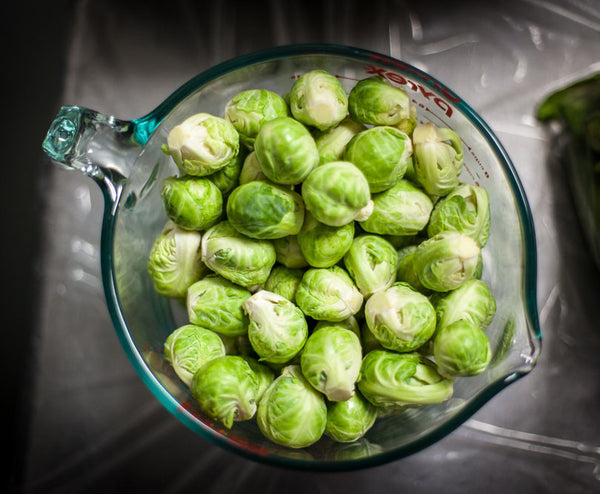Shpickles: Brussels Sprouts