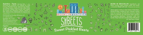 Shpickles: Shbeets