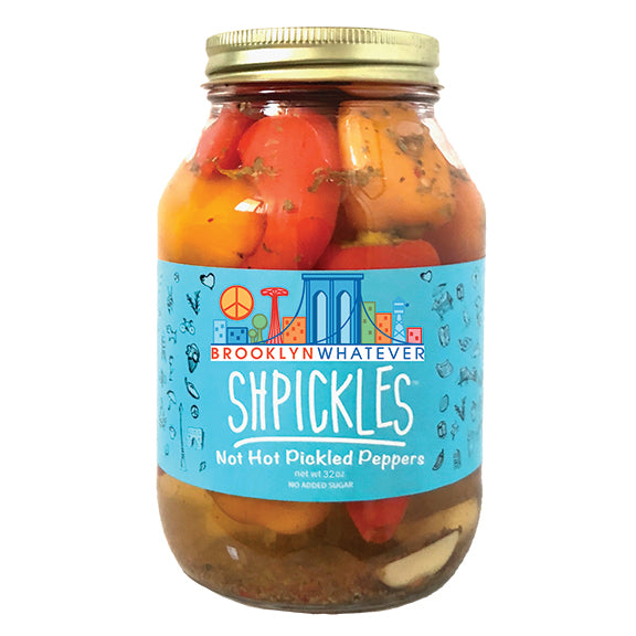 Shpickles: Not Hot Peppers