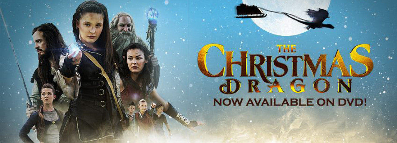 christmas dragon fantasy films