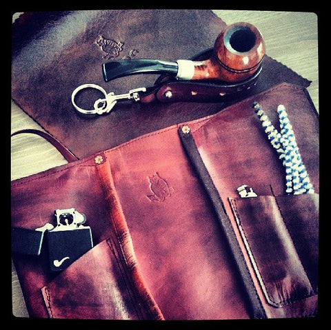 Sorringowl & Sons Signature Pipe Pouch 2013