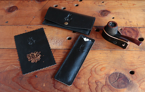 The Workhorse Tobacco Pouch - SORRINGOWL & SONS ~ Est. 2011