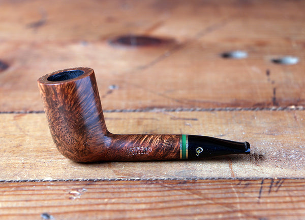 Peterson Nosewarmer Cutty Pipe ~ Beautiful Grain and Birdseye! - SORRINGOWL & SONS ~ Est. 2011