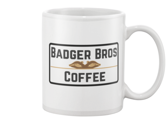 Badger Bros Coffee Mug