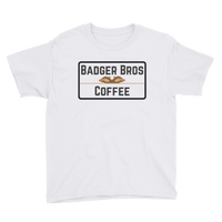 Badger Bros Coffee Youth Short Sleeve T-Shirt