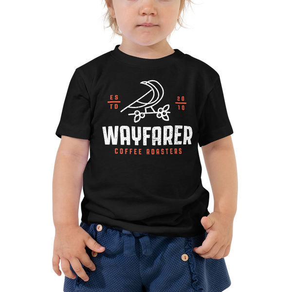 Wayfarer Coffee Roaster Toddler Short Sleeve Tee