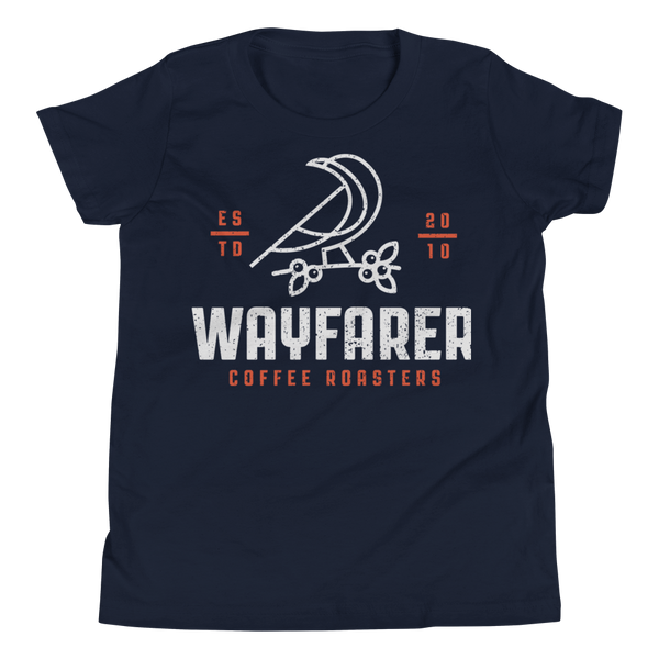 Wayfarer Coffee Roaster Youth T-Shirt