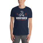 Wayfarer Coffee Roasters Short-Sleeve Unisex T-Shirt